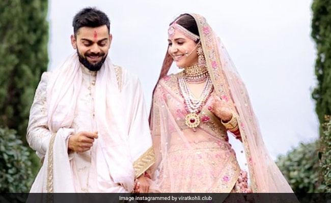 शाहरुख खान से अमिताभ बच्चन तक, विराट-अनुष्का को स्टार्स ने दी शादी की बधाइयां