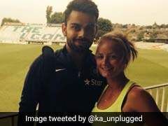 England Cricketer Danielle Wyatt To Unleash Virat Kohli