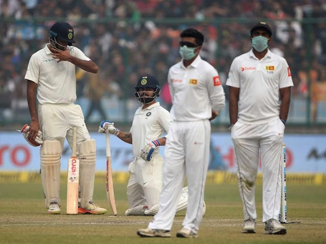 Indian Bowling Coachs Dig At Sri Lanka: Virat Kohli Batted For 2 Days Without A Mask