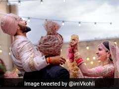 Virat Kohli-Anushka Sharma's Wedding Designer Reveals The Moment Of Panic In Tuscany