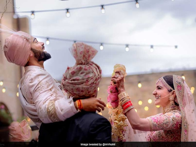 Virat Kohli-Anushka Sharmas Wedding Designer Reveals How Weather In Tuscany Was A Worry