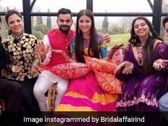 Virat Kohli, Anushka Sharma Wedding: What Was On The Food Menu?