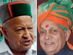 Virbhadra Singh vs Prem Kumar Dhumal, Battle Of Old Guards In Himachal