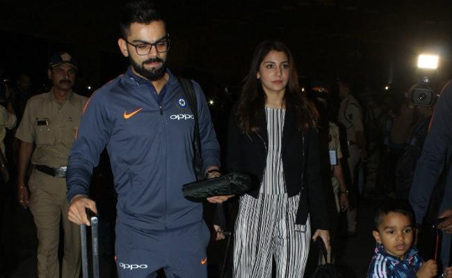 Mumbai Reception Done, Anushka Sharma And Virat Kohli's South Africa Tour Begins