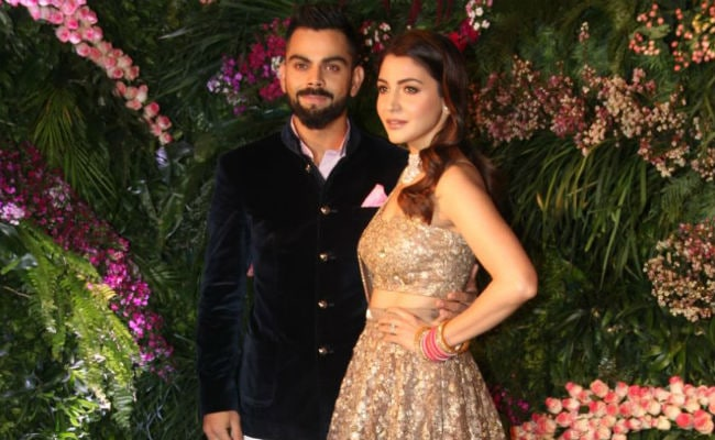 Inside Anushka Sharma And Virat Kohli's Mumbai Reception. The Bachchans Lead Celeb Roll Call