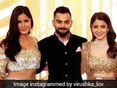 Virushka Reception: शाहरुख, ऐश्वर्या, कैटरीना ही नहीं, बॉलीवुड की इन बड़ी हस्तियों ने भी बिखेरे जलवे, देखें PHOTOS