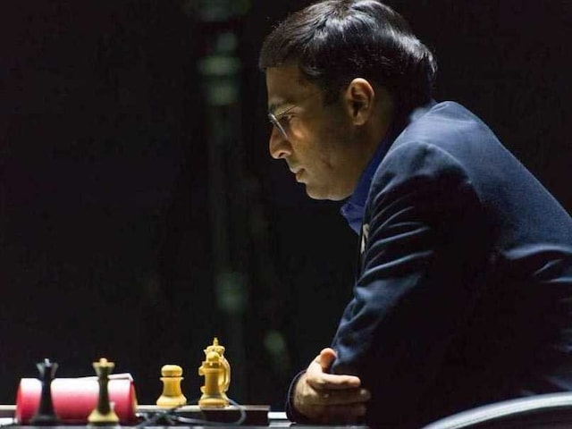 Viswanathan Anand Loses 5 On The Trot In Legends Of Chess Tournament