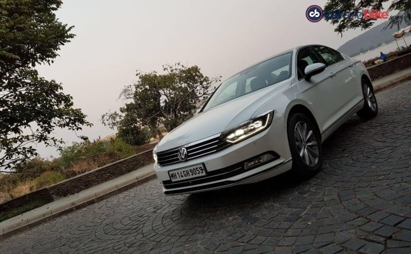 In its eighth generation, the Volkswagen Passat gets a sharper design language over its predecessor.