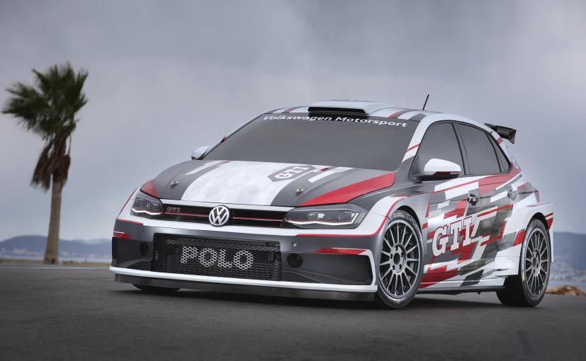volkswagen polo gti r5 rally car