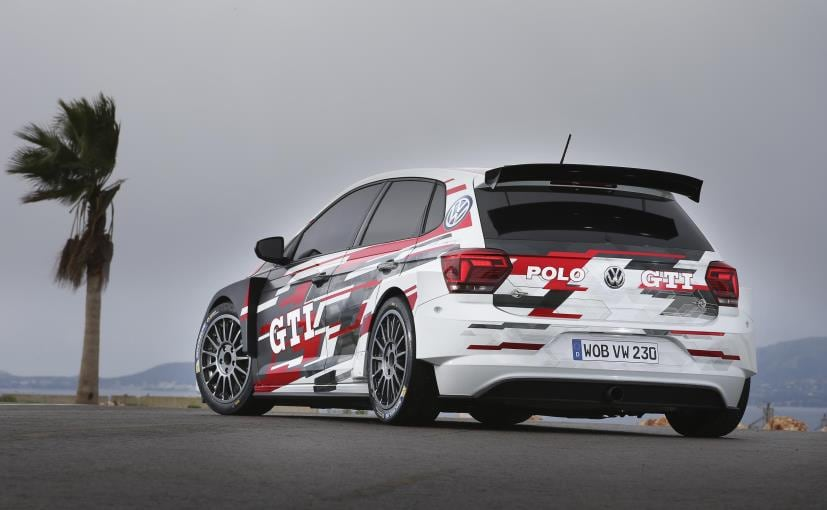Track-Only Volkswagen Golf GTI TCR Gets a Facelift
