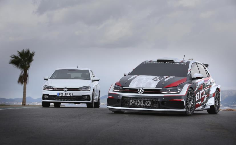 Volkswagen Polo GTI R5 rally auto - 272 hp, AWD