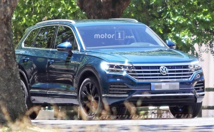 The next-gen Volkswagen Touareg looks a lot sharper, stylish, and well-equipped than the older one