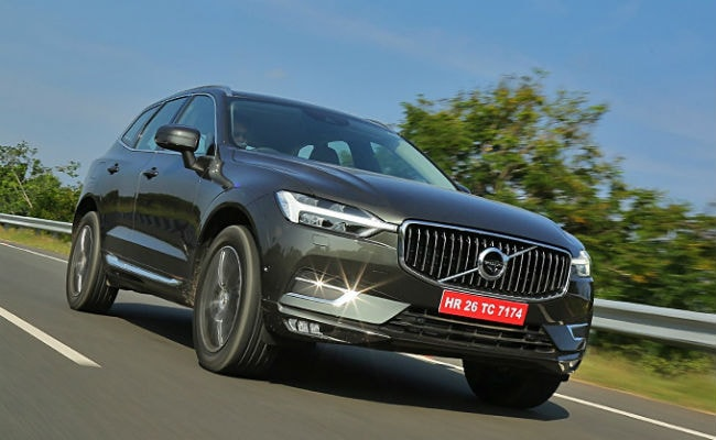 The new generation of the XC60 was launched in India in 2017