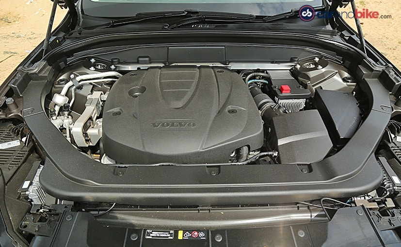 volvo xc60 engine
