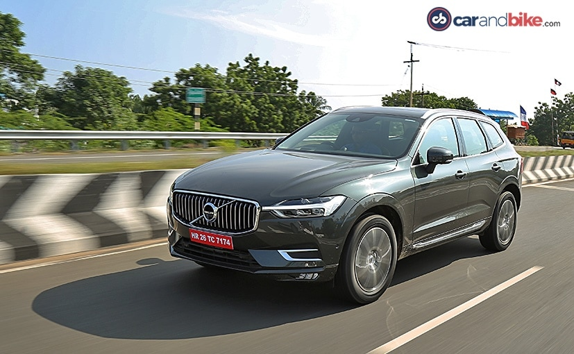 Currently, the Volvo XC60 is priced at Rs. 57.9 lakh (ex-showroom, India)
