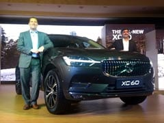 Volvo xc60 2019 price in india