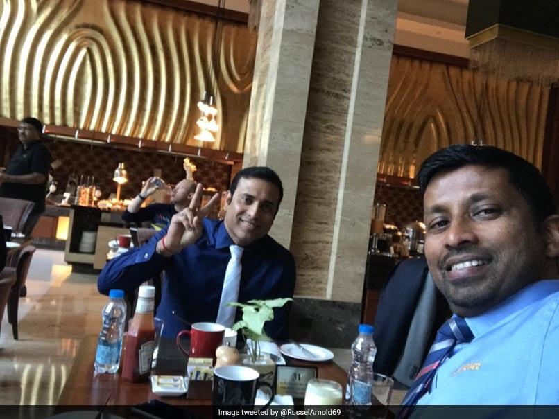 India vs Sri Lanka: VVS Laxman Trolls Russel Arnold Over ODI Series Prediction