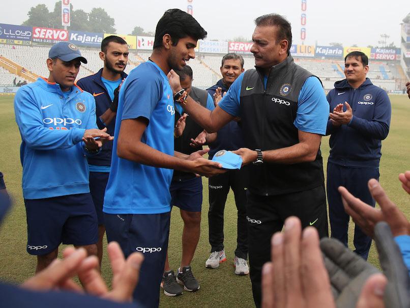 India vs Sri Lanka, 2nd ODI: Washington Sundar, 18, Debuts In Do-Or-Die Contest