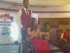 Differently Abled Achievers Take To The Ramp For Inclusive Marriage