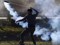 Clashes In Jerusalem, West Bank Over Donald Trump's Jerusalem Move