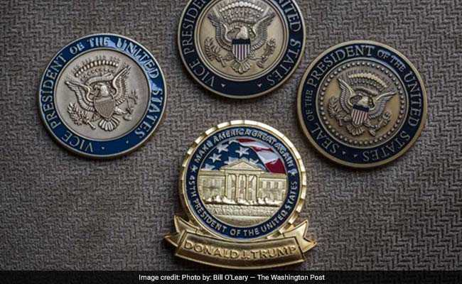 Presidential Coin Undergoes A Trumpian Makeover