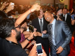 Will Smith Returns To Mumbai With Bright, Recalls The <i>Desi</i> Feast At Akshay Kumar's Party Last Time