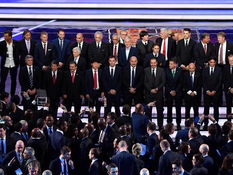 Russia 2018 World Cup: Coaches Hail Tantalising Draw