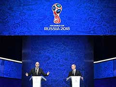 Russia 2018 World Cup: Spain And Portugal Drawn In Group B