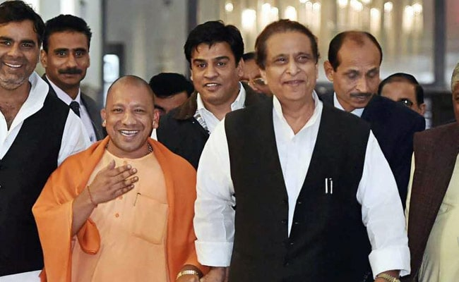 Lord Ram's Statue Should Be Taller Than Statue Of Unity, Says Azam Khan