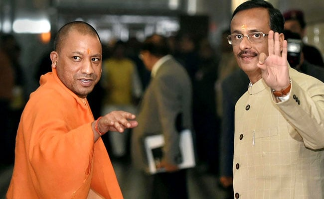 No 'Jinx' For Yogi Adityanath? UP Chief Minister In Noida