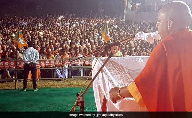 'Prepare For 2024 General Elections, BJP Win In 2019 A Certainty': Yogi Adityanath To Congress