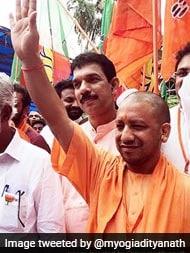 योगी आदित्यनाथ ने की हेमा मालिनी की तारीफ और मथुरा के लिए कहा, पैसों की कमी नहीं होने देंगे