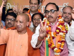 UP Election Results Live Updates: BJP Emerges Victorious In Civic Polls, Wins 14 Seats
