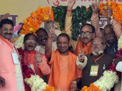 BJP Set To Sweep UP Civic Polls 2017: Who Said What