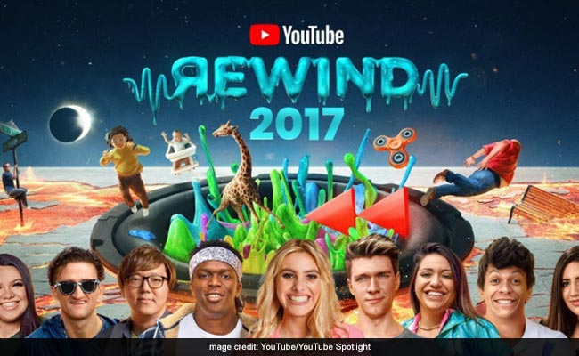 YouTube Rewind 2017: Watch The Year's Most Viral Videos In Just 7 Minutes