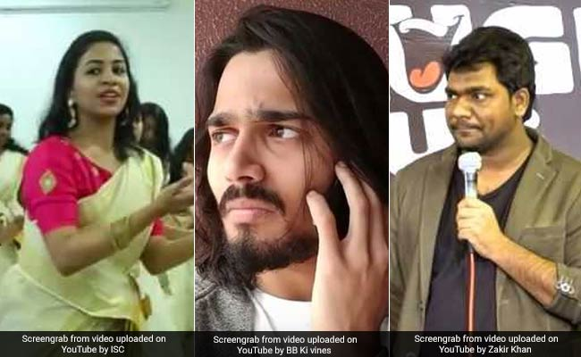 Jimikki Kammal, Desi Comedy Talent In YouTube's India Top Trending Videos From 2017