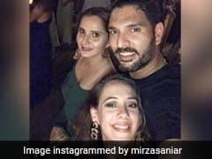 'Happy Wala Birthday Motuuuu': Sania Mirza's Birthday Wish For Yuvraj