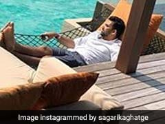 Zaheer Khan, On Honeymoon In Maldives, Trolled By Sania Mirza