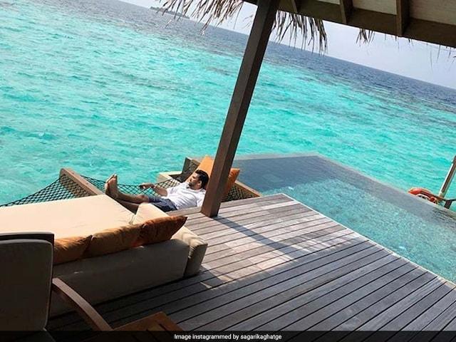 Zaheer Khan, On Honeymoon In Maldives, Trolled By Sania Mirza