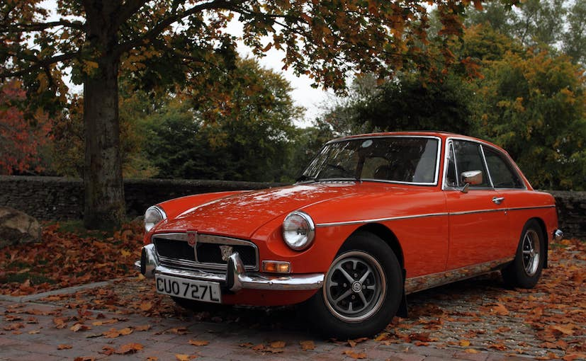 Mg Motor Launches Campaign To Reconnect With Mg Classic Car Owners