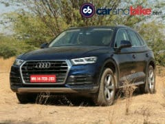 2018 Audi Q5 Launched In India; Prices Start At Rs. 53.25 Lakh