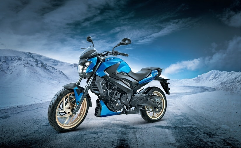 Bajaj has not given any updates to the Dominar except new colours