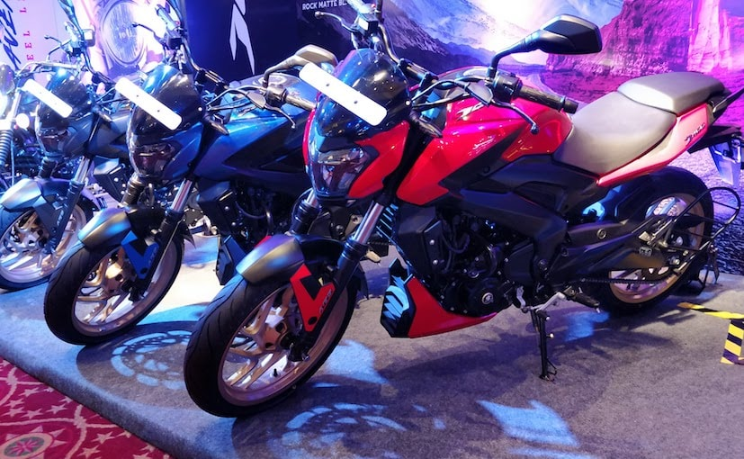 Bajaj Dominar In New Red And Blue Shades Launched For 2018