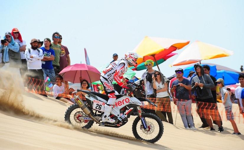 Dakar Rally Could Move To Saudi Arabia For 2020