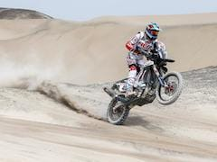 Dakar 2018, Stage 3: CS Santosh Drops To 56th After Fuel Blunder; Aravind KP Finishes 29th