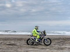 Dakar 2018: TVS Sherco Rally Team's Aravind KP Crashes Out In The 5th Stage