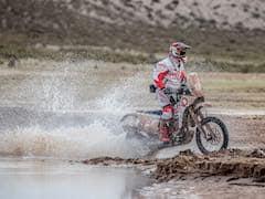 Dakar 2018, Stage 8: Mena Leads Indian Contingent; Santosh Shows Progress