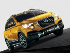 Production-Spec Datsun Cross Revealed In Indonesia