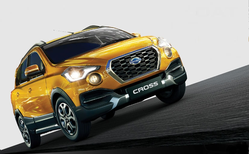 Production-Spec Datsun Cross Revealed In Indonesia - NDTV ...