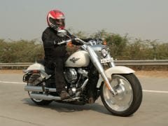 Harley-Davidson Fat Boy Price, Mileage, Review - Harley